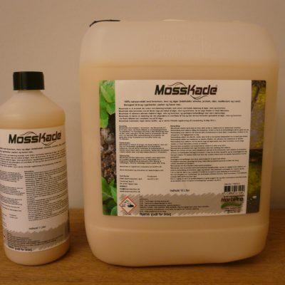Mosskade 1 og 10 liter
